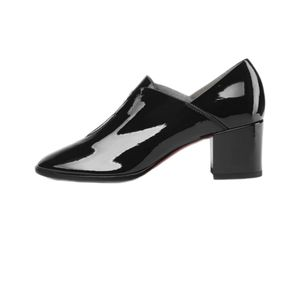 Bonjoormarisa pumps heels real patent  leather